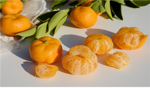감귤류 2~3개면 하루 비타민 C 권장량 50% 충족한다